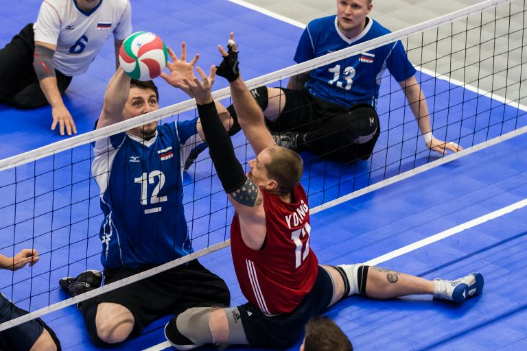 21-07-2018: Para-Volleyball: The Hague