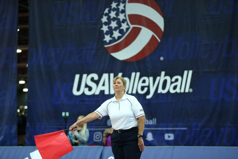 Detroit, MI - JUNE 28:  USA Volleyball at Cobo Center (USAV/Rey Del Rio)